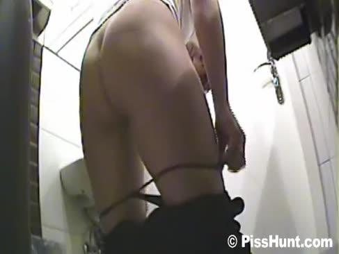 camera de baie ascunsă